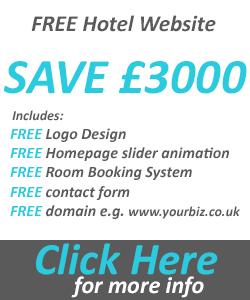 FREE Hotel Website Design Offer