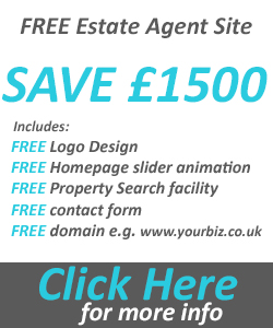FREE estate agent and lettings website