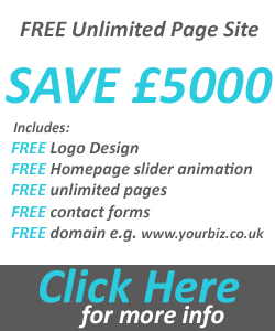 Free Unlimited Pages Website