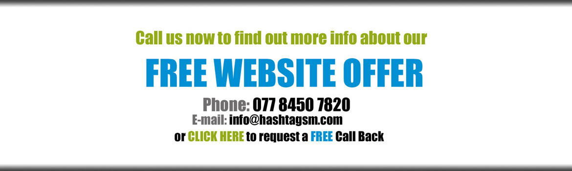 FREE Website design Service UK