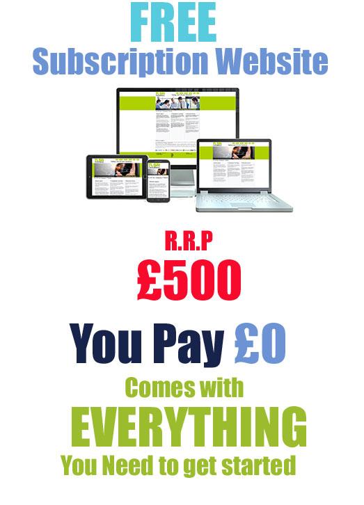 FREE-subscription-website-Design-Offer
